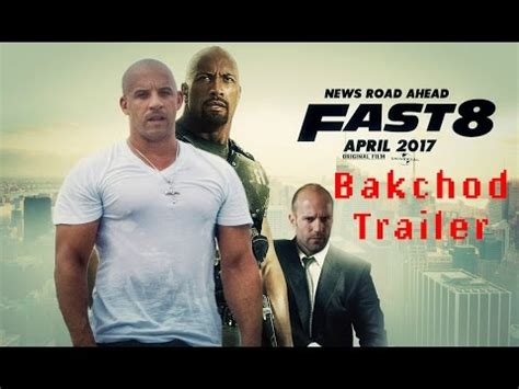 fast and furious 8 trailer download in hindi fast furious 8 official hindi trailer hd youtube