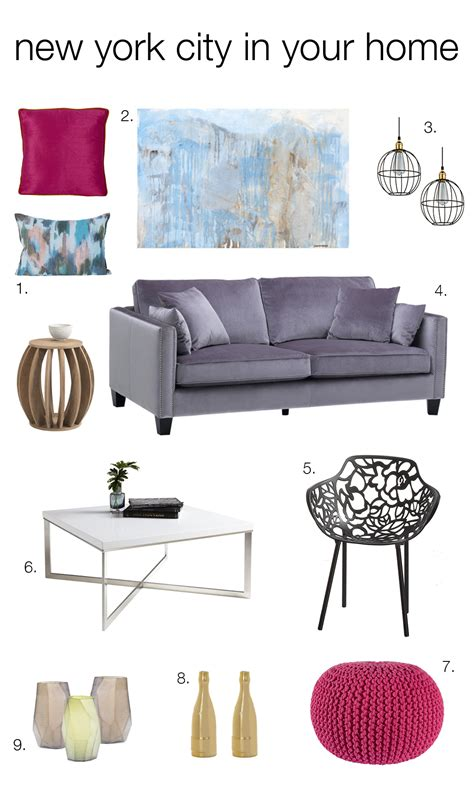 inspired by new york city mountain home decor
