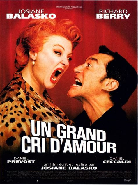 josiane balasko production un grand cri d amour 1997 unifrance films
