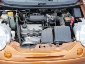 Daewoo Matiz Engine 2004 Daewoo Matiz Photos