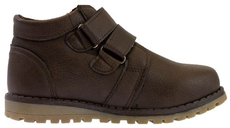 winter school shoes for boys faux leather ankle boots warm winter casual school