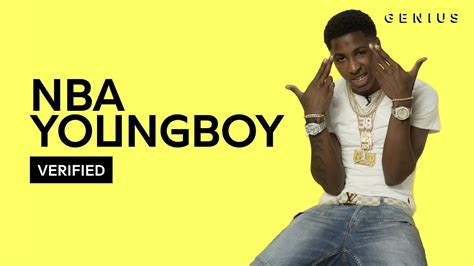 Lyrics To Mba Youngboy by Nba Youngboy Quot Untouchable Quot Official Lyrics Meaning