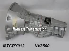 nv3500 dodge ram dakota chevrolet s10 gmc isuzu rebuilt