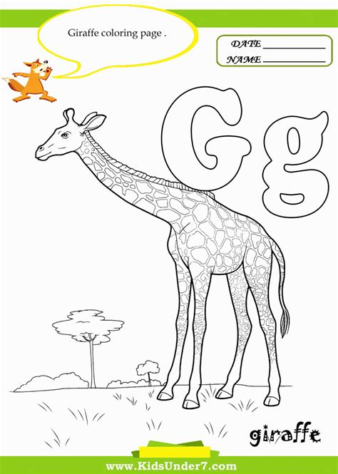 letter g giraffe coloring page g is for giraffe coloring pages coloring home