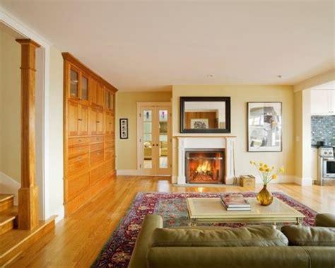 Honey Oak Trim Home Design Ideas, Pictures, Remodel and Decor