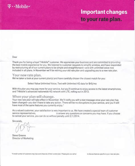 T Mobile Letter Of Credit T Mobile Ushering Out Grandfathered Unlimited Data Switching Customers To New Plans Droid