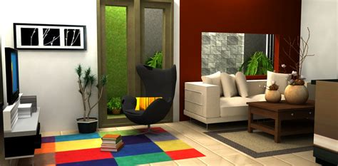contoh gambar rumah idaman minimalis  accsoleh