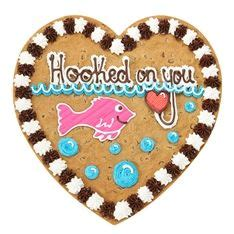 great american cookie valentines s day football cookie cake design snickerdoodle or