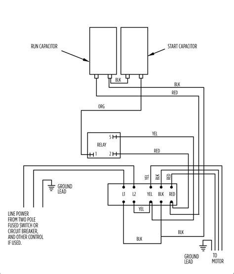 wiring diagram for 1 hp motor gallery wiring diagram
