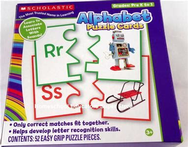 printable alphabet puzzle cards scholastic alphabet puzzle cards grades pre k to 1 learn