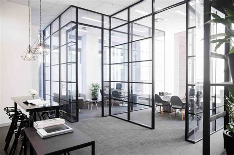 Office Design Interior by Beautiful New York Loft Inspired Workspace The
