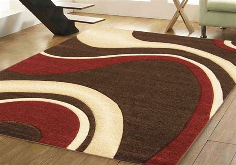 chocolate brown and rugs small large modern swirl curl carved chocolate brown blue green rug ebay