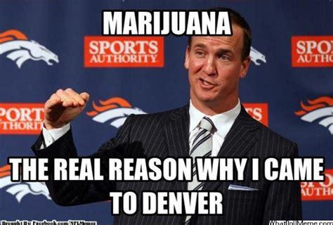 Denver Meme - peyton manning football nation
