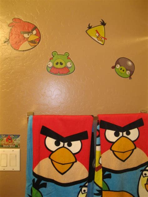 angry birds bedroom 13 best images about angry bird bedroom bathroom on