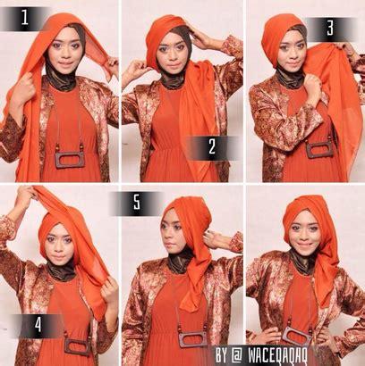 tutorial hijab segi 4 terbaru 2015 artikel terkait cara memakai jilbab segi empat terbaru