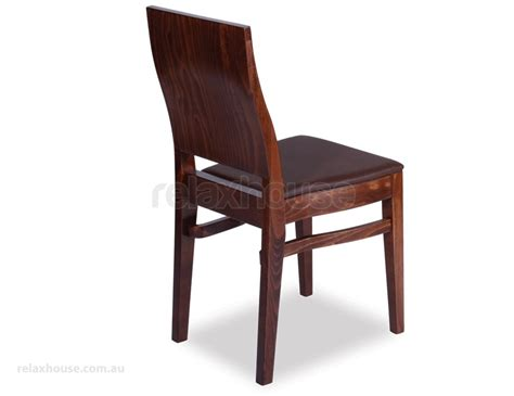 stackable pub style bistro dining chair with padded seat