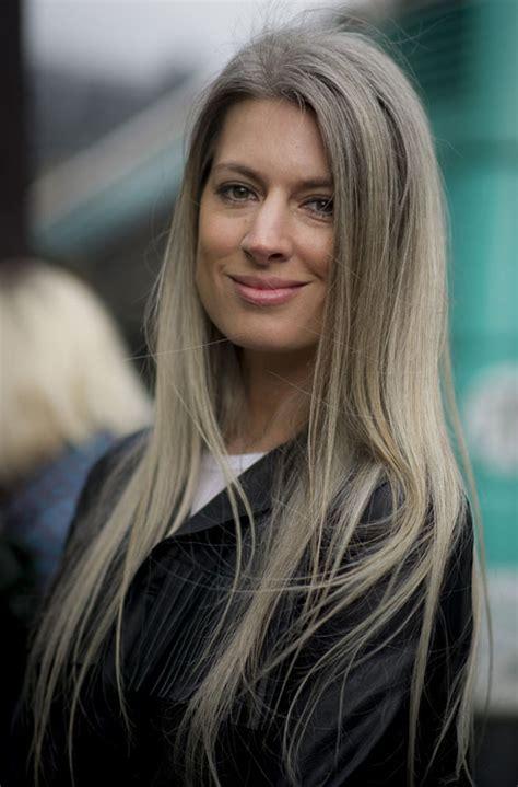 going gray gracefully from brunette going gray gracefully best hair color for gray hair
