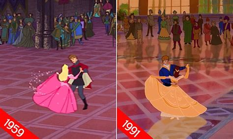 Dead Wedding Animation by How Disney Recycles Some Animated Across Decades