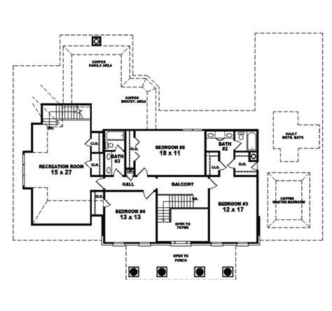 Georgian House Plans Myersdale typical georgian house floor plan
