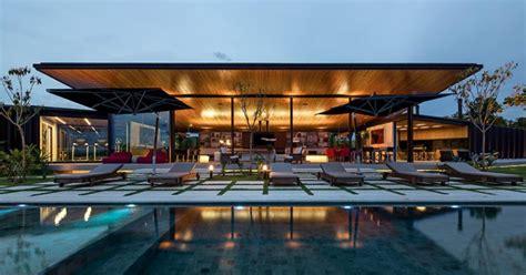 ab home design nj belle maison en bois de design moderne au br 233 sil