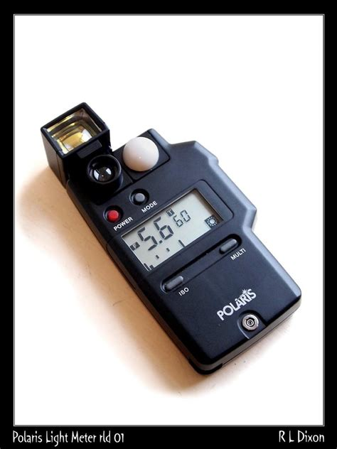 Polaris Light Meter Made In Japan polaris light meter rld 01 by richardldixon on deviantart