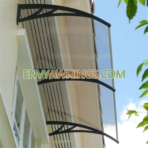 Diy Window Awning Kits by Door Awning Diy Kit Onyx Door Awnings Envyawnings