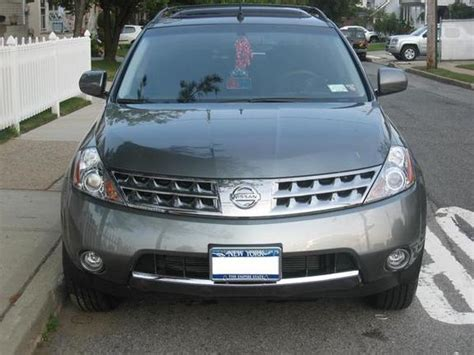 2007 nissan murano specs richie0430 2007 nissan murano specs photos modification