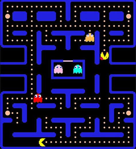 pacman play pacman and an electric shock gives scientists