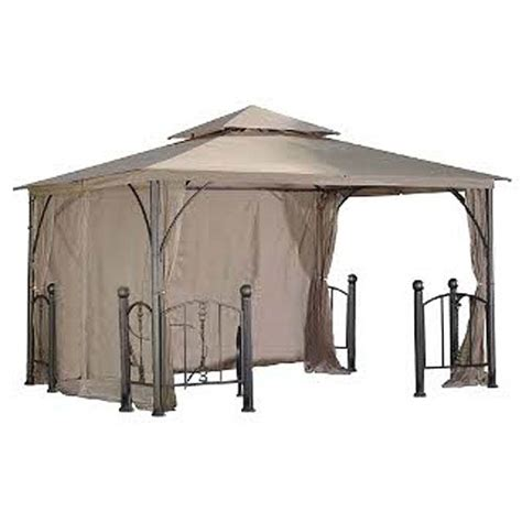 garden winds replacement canopy for rome post 10 x 12