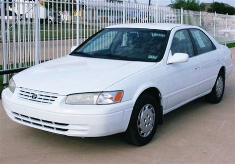 Toyota Camry Length 1999 Toyota Camry Le Specs Toyota Camry Usa