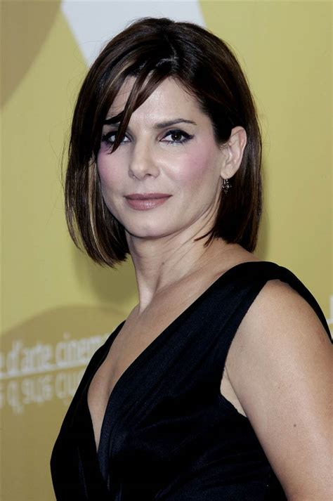 Sandra bullock hair evolution: From 'Speed' to 'Gravity