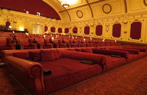 movie theater beds top three outclass cinemas of the world world for travel
