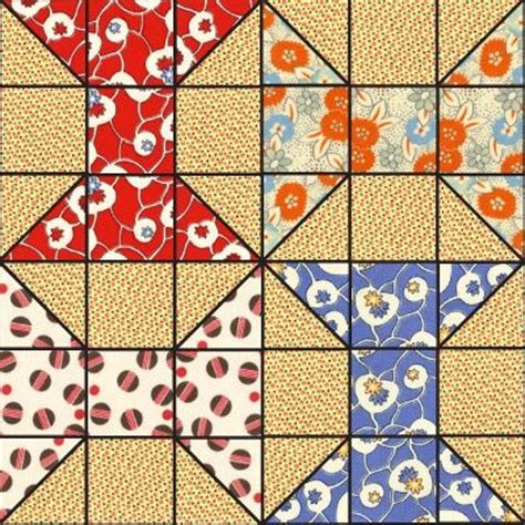 Bow Tie Quilt Pattern History by The World S Catalog Of Ideas