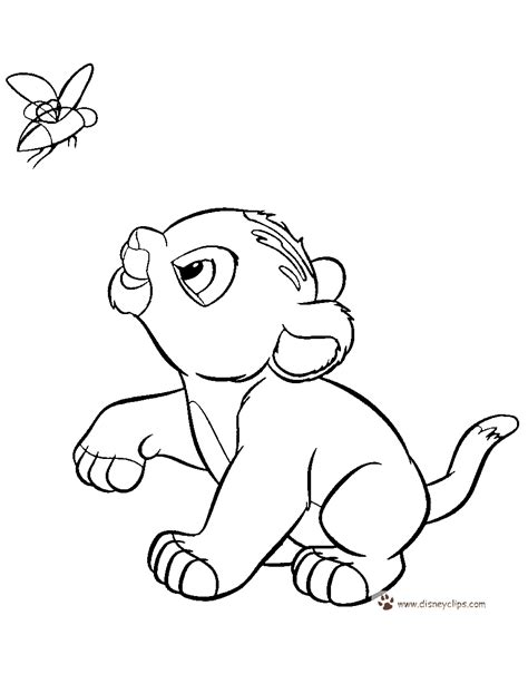 the lion king printable coloring pages 2 disney coloring