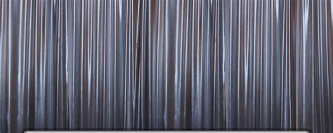 pipe and drape fabric silver drape rentals by loungedecorct