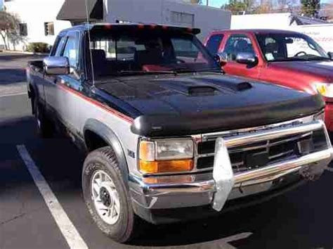 dodge dakota bed size buy used 1992 dodge dakota medium size truck with extended
