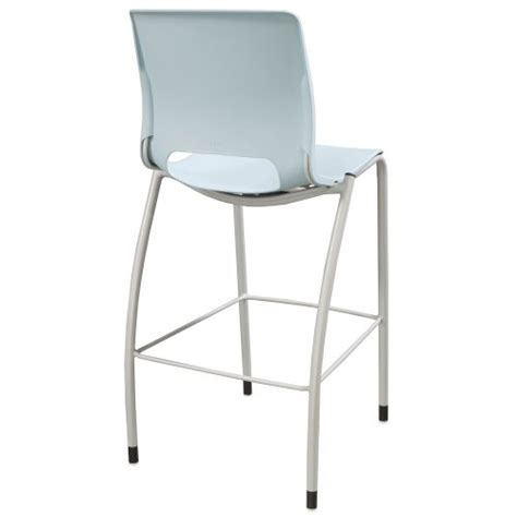 hon motivate nesting tables hon motivate armless cafe stool surf blue