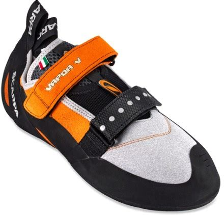 rei rock climbing shoes scarpa vapor v rock shoes s rei
