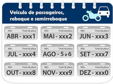 Calendario Brasileirao 2017 Tabela Licenciamento 2017
