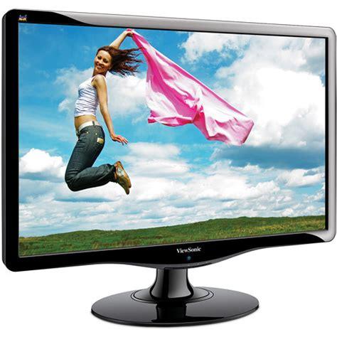 Lcd Monitor View Sonic 19 Bekas viewsonic va1932wm 19 quot widescreen lcd monitor va1932wm b h