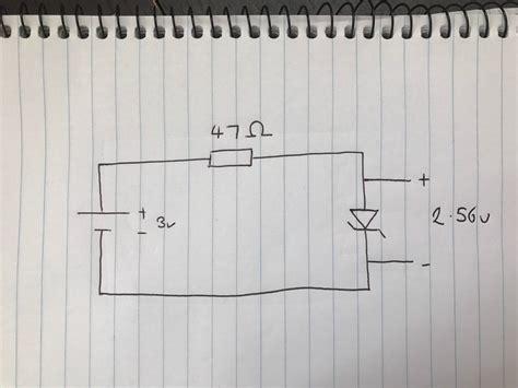 3v 14 Watt Smd1206 Zener Diode voltage 3 3v zener diode as cl not working