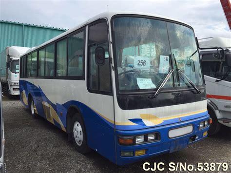 mitsubishi truck 1998 1998 mitsubishi fuso bus bus for sale stock no 53879