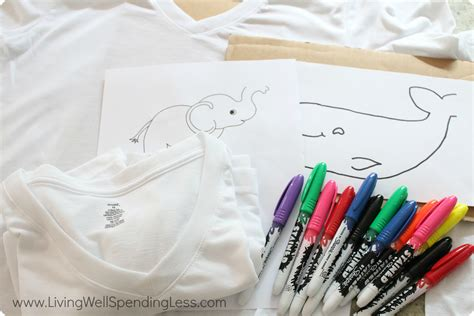 Painting T Shirts With Sharpies by Diy Sharpie Stained T Shirts Diy T Shirt Diy Crafts