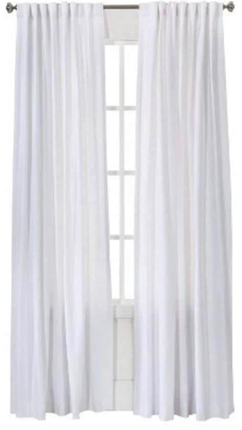 white backed curtains in search of solid white drapes in my own style