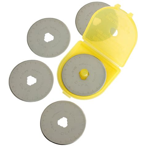 olfa pattern weights olfa replacement blades deluxe 45mm rotary cutter 5