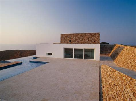 modern greek house design underground house design in the greek isles