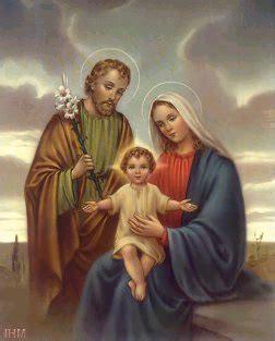 imagenes de jesus jose y maria el mundo de los numeros la sagrada familia