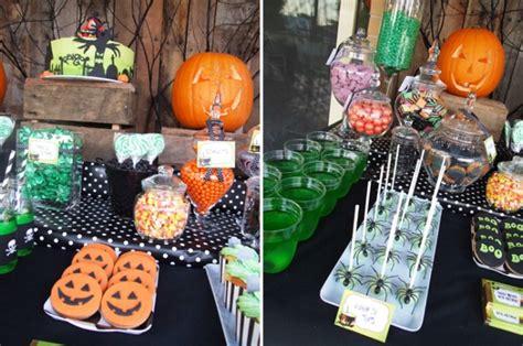 imagenes de halloween dulces mesa de dulces para halloween imagui