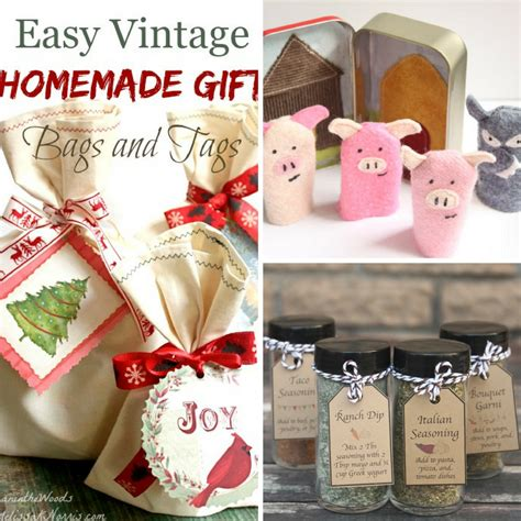 Some Handmade Gifts - 10 handmade gifts you could make this week artisan in