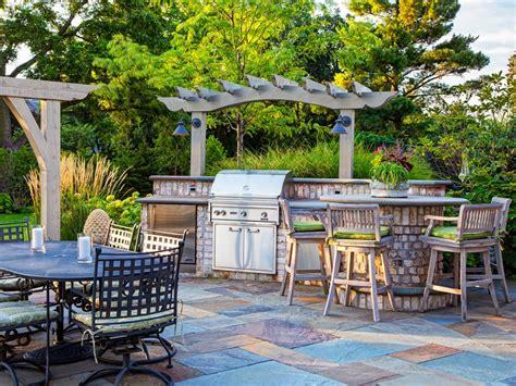 Outdoor Kitchen Countertops: Pictures, Tips & Expert Ideas HGTV